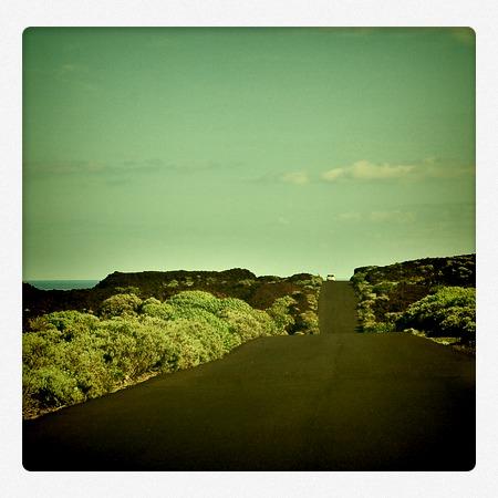 Carretera de Malpais