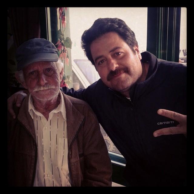 Don Aurelio y yo