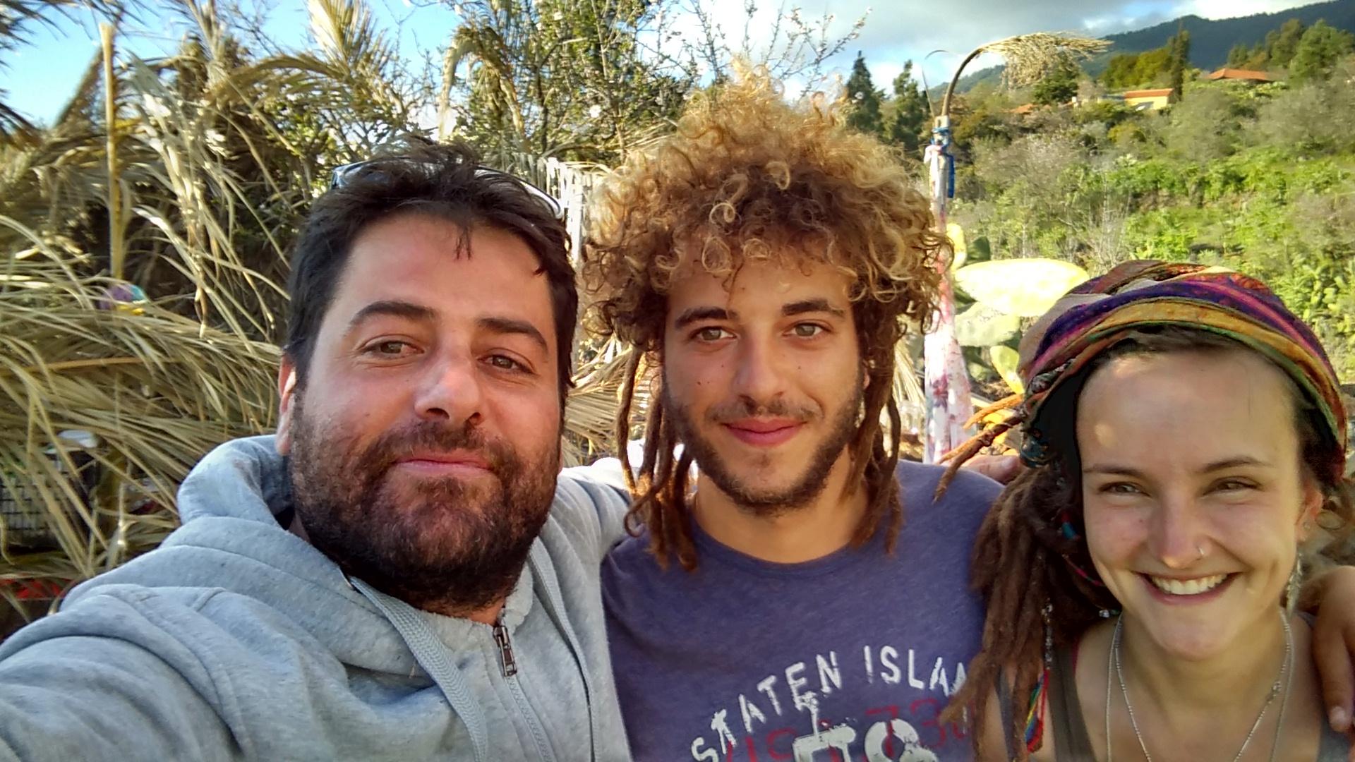 Mis amigos hippies y yo